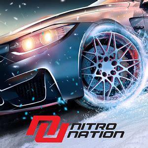 nitro nation drag racing v5.7 mod (unlimited money