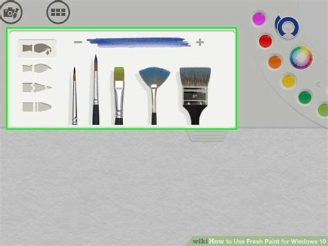 Fresh Paint Tutorial Windows 10 | how to use fresh paint for windows 10 8 steps with pictures