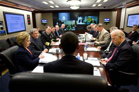 The Situation Room by Ashton To Take Command Of Us Type Situation Room