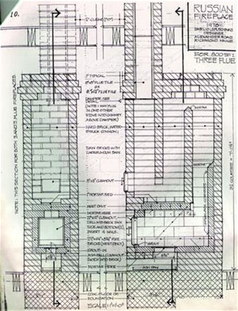 Russian Fireplace Plans by Wood Heater Plans Wood