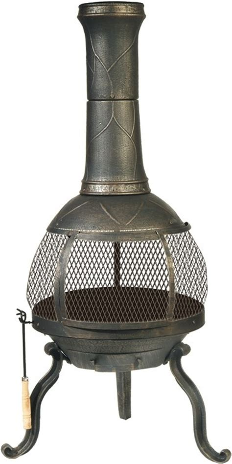 cast iron chiminea bunnings chiminea pit chimenea pit remarkable