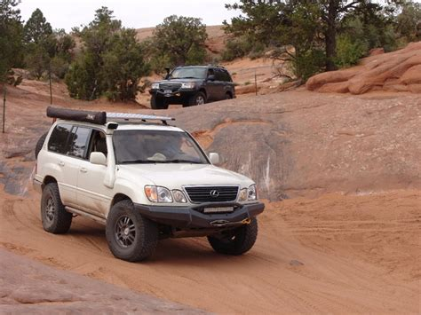slee offroad lx470 17 best images about 100 series on pinterest toyota