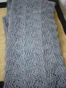 utilisima tejido a dos agujas bufandas bufandas tejidas a dos agujas manualidades gratis