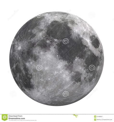royalty free stock photography moon isolated image