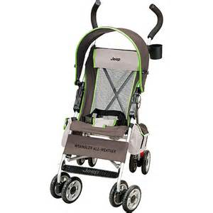 jeep wrangler sport all weather baby umbrella stroller
