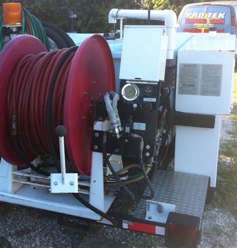 Plumbing Jetter by Hydro Jet Drain Cleaning High Pressure Sewer Jetting