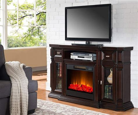 Big Electric Fireplace by 25 Best Ideas About Big Lots Electric Fireplace On