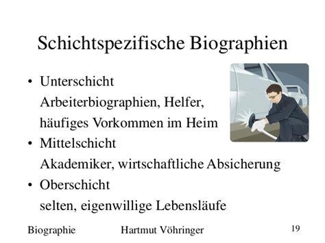 Guter Lebenslauf Akademiker Biographiearbeit