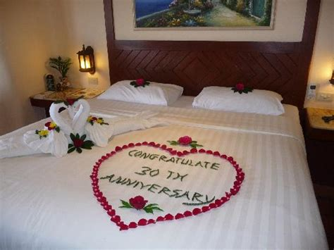 Wedding Anniversary Ideas Nsw by Anniversary Decorations Picture Of Pacific Club Resort