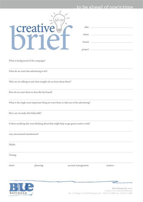 brief kreatywny brief driverlayer search engine