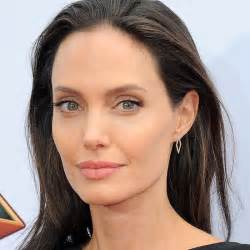 best hair length to show cheek bones angelina jolie s black dress on the today show 2016