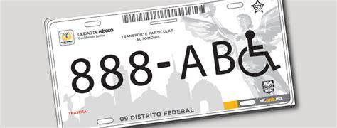 tramito placas del df control vehicular estos son los requisitos para tramitar placas de