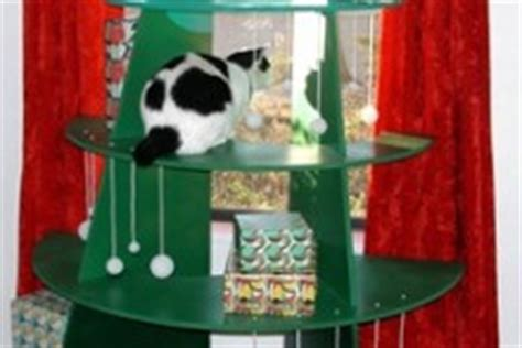i have a cat need cat proof xmas tree diy cat proof tree petdiys