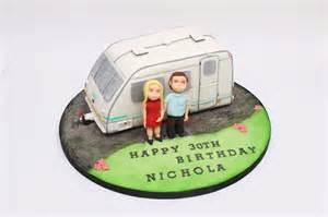 wohnwagen kuchen caravan cake pictorial starry delights