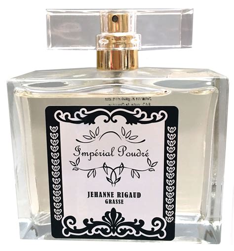 Parfum Imperial imperial poudr 233 jehanne rigaud parfums perfume a new fragrance for 2015