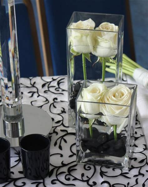 Vase Centerpieces by Des Moines Rental Centerpiece Items Centerpiece