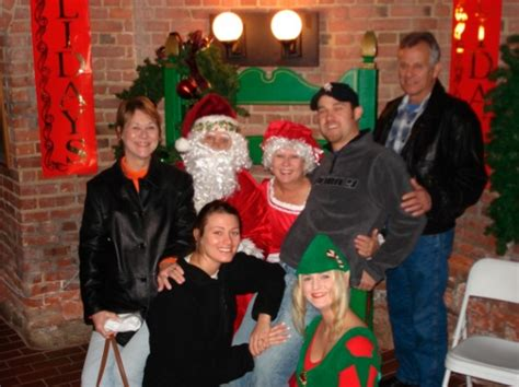 santa mrs claus come to town lake county news