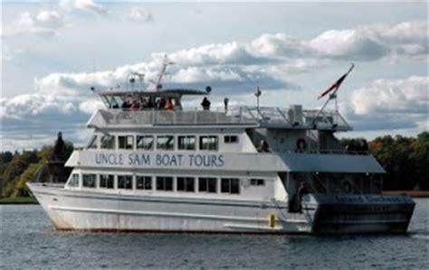 uncle sam boat tours to singer castle singer castle blog more may 2009