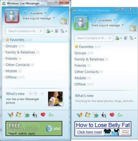 Windows Live Chat Rooms by Use Automatic Switcher In Windows Live Msn Messenger To