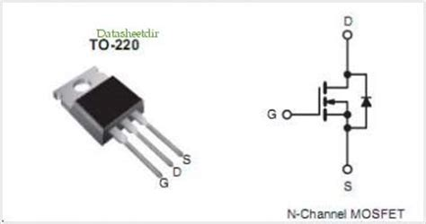 transistor mosfet irf640n r1 current limiting 150 ohm resistor q1 2n7002e n channel mosfet images frompo