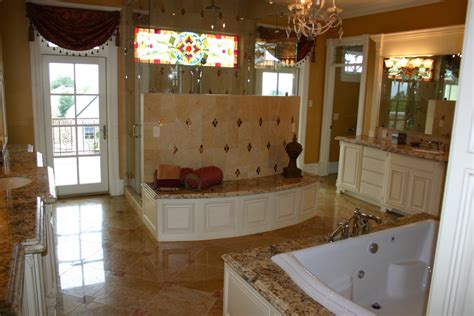 pictures of beautiful master bathrooms the granite gurus beautiful master bathroom with golden