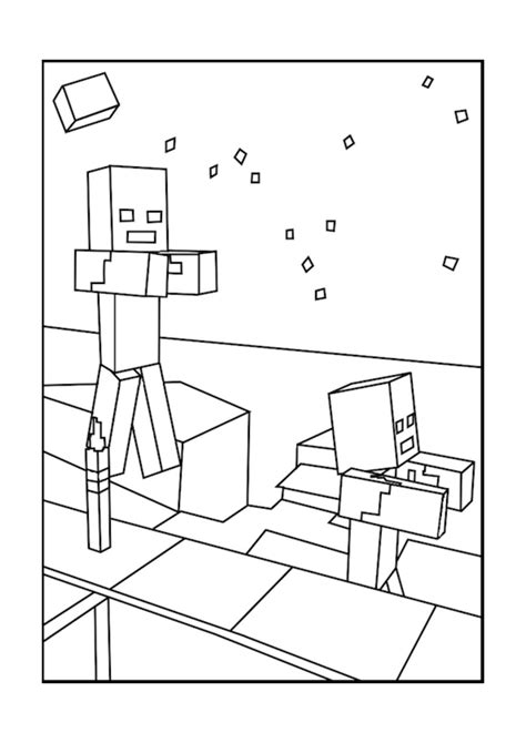 halloween coloring pages minecraft 85 minecraft apple coloring page sheep scene basic