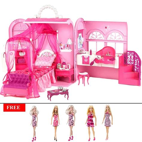 houses for barbie dolls barbie doll house house plan 2017