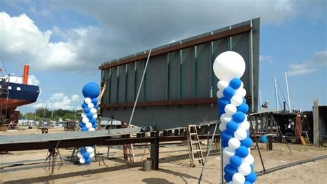 duckworth steel boats tarpon springs construction begins on new research vessel wusf news