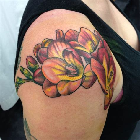 dogstar tattoo durham 7 best images about freesia on