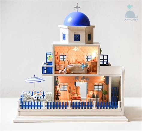 Diy Handcraft - diy handcraft miniature project dolls house my white