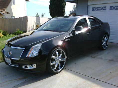 how to work on cars 2009 cadillac cts parking system leebo73 2009 cadillac cts specs photos modification info at cardomain