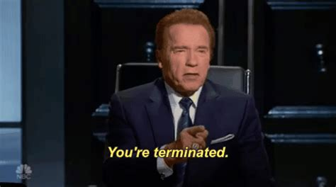 arnold schwarzenegger replaced donald trump (and his
