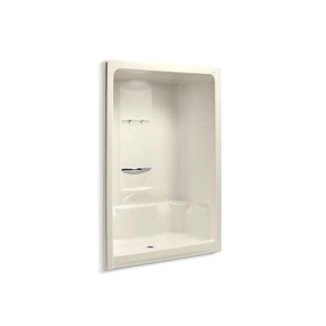 Kohler Shower Stalls kohler sonata 60 in x 36 in x 90 in shower stall in