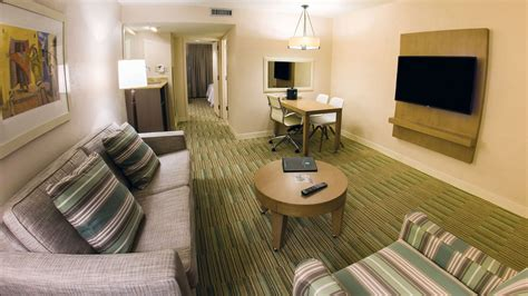 2 bedroom suites in puerto rico embassy suites completes first phase of renovation project