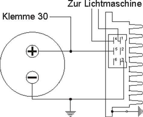 Motorrad Batterie Plus Und Minus Vertauscht by Powerdynamo Gmbh Einbau Gl 228 Ttungskondensator Anleitung