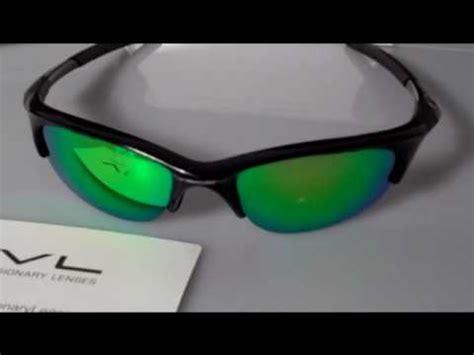polarized emerald green visionary lenses for oakley half
