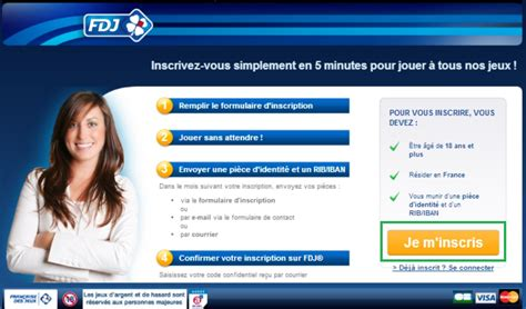 Comment Remplir Grille Loto by Jouer Au Loto En Ligne Remplir Une Grille
