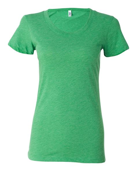 Original 3second Basic Relaxed Kaos Tshirt White canvas womens triblend sleeve shirt top up to 2xl ebay