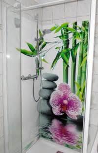 orchideen duschen duschr 252 ckw 228 nde ideen bilder motive r 252 ckwand shop