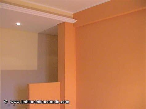 pittura soffitto controsoffitto a scala pittura decorazione