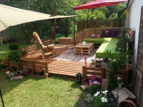 Patio Pallet Furniture 35 Creative Ways To Recycle Wooden Pallets Designrulz