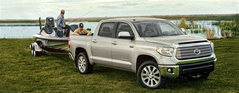 How Much Is A Toyota Tundra How Much Will The 2016 Toyota Tundra Tow
