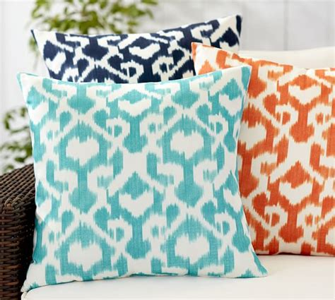 Pottery Barn Outdoor Pillow by Indoor Outdoor Andrea Print Pillow Pottery Barn