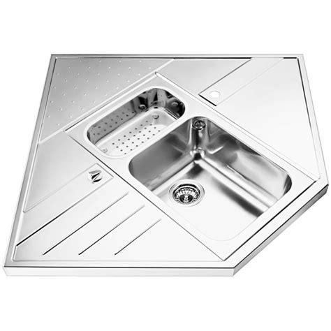 blanco axis 9e m stainless steel corner module overmount