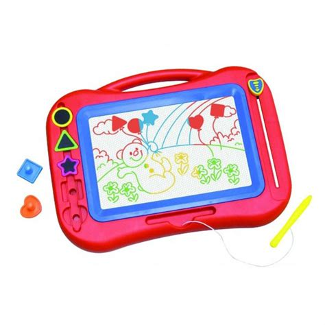 doodlebug preschool preschool magnetic color doodle sketcher educational
