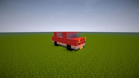 minecraft car minecraft vanilla cars