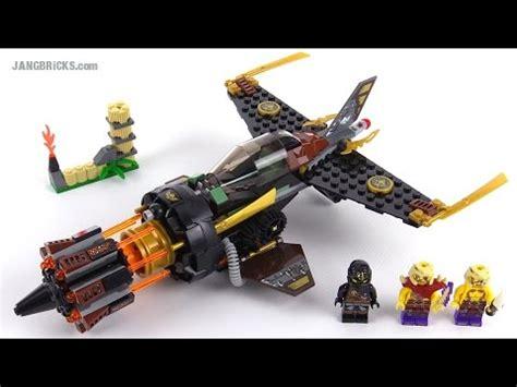 Lego Ninjago 70747 Boulder Blaster Set Cole Original Promo lego ninjago 2015 boulder blaster review set 70747