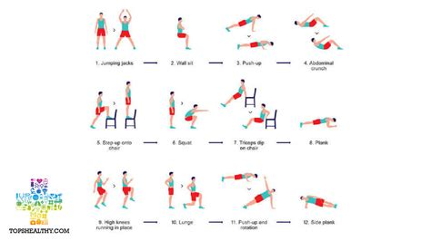 at home bicep workouts without weights workout