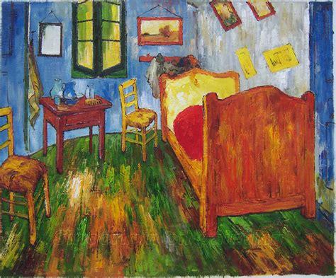 gogh bedroom painting gogh bedroom painting home design