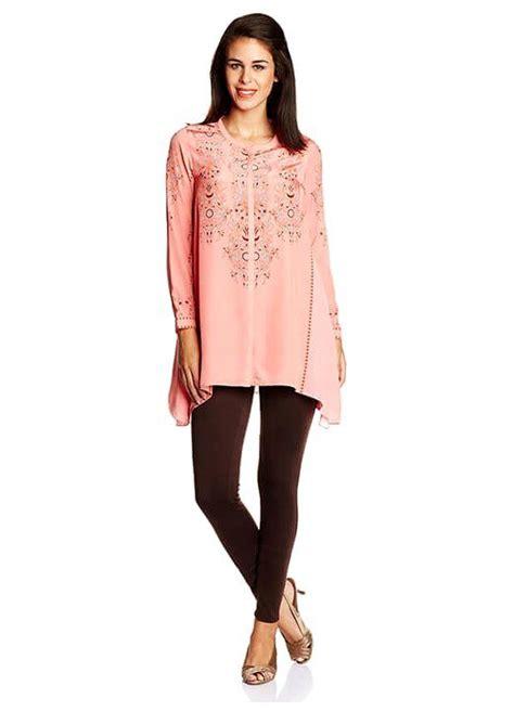 Dijamin Clothing Twis Black Line Cross 10 styles of kurtis for fashionpro